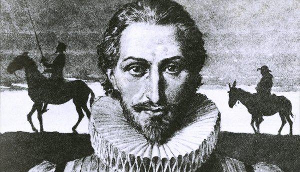 Cervantes: un hombre entre dos épocas. nota de prensa de José Manuel Cruz, escritor y crítico de cine